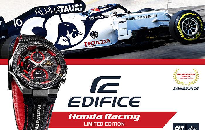 นาฬิกา Edifice รุ่น EFS-560HR-1A Limited Edition