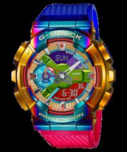 นาฬิกา g-shock รุ่น GM-110RB-2A