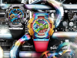 นาฬิกา g-shock รุ่น GM-110RB-2A poster